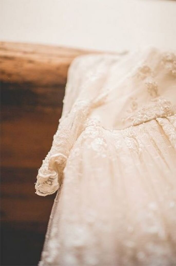 Wählen Sie ein Brautkleid, das zu Ihrer Figur passt – Foto: Sara Lobla