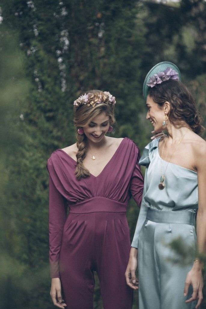 4 looks de invitada excepcionales para una boda de día: Lo mejor del ...