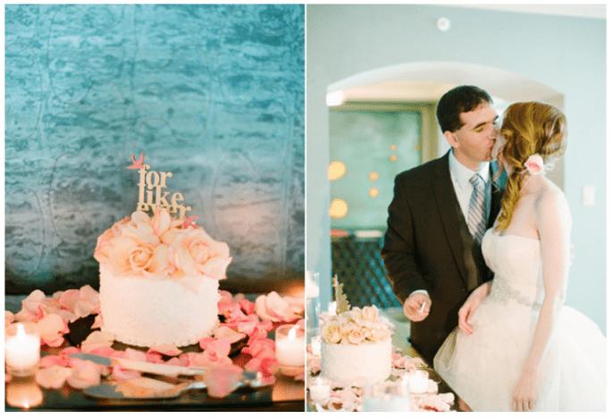 Real Wedding - Una boda inspirada en la magia de Las Vegas - Foto KT Merry Photography