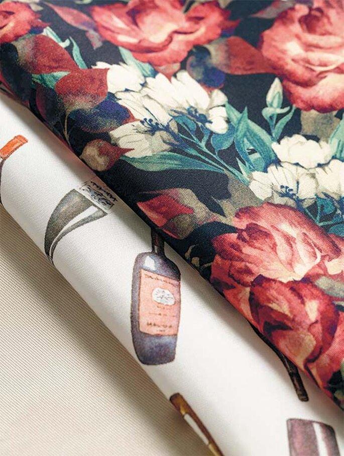 Verschiedene Designs Innenfutter Alferano Anzüge