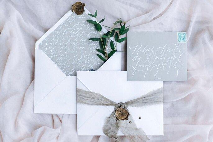 Свадебная полиграфия Handwriting.life