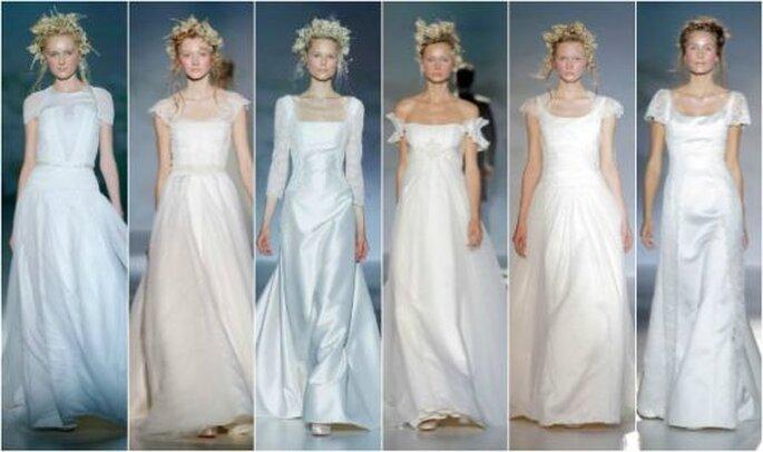 Colección de vestidos de novia de Victorio & Lucchino 2014. Foto: Victorio & Lucchino