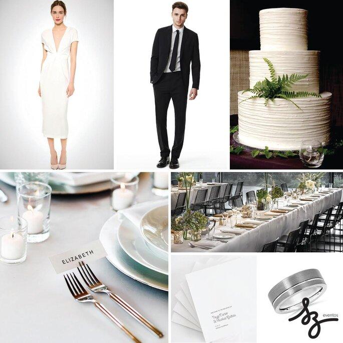 Cómo tener una boda minimalista