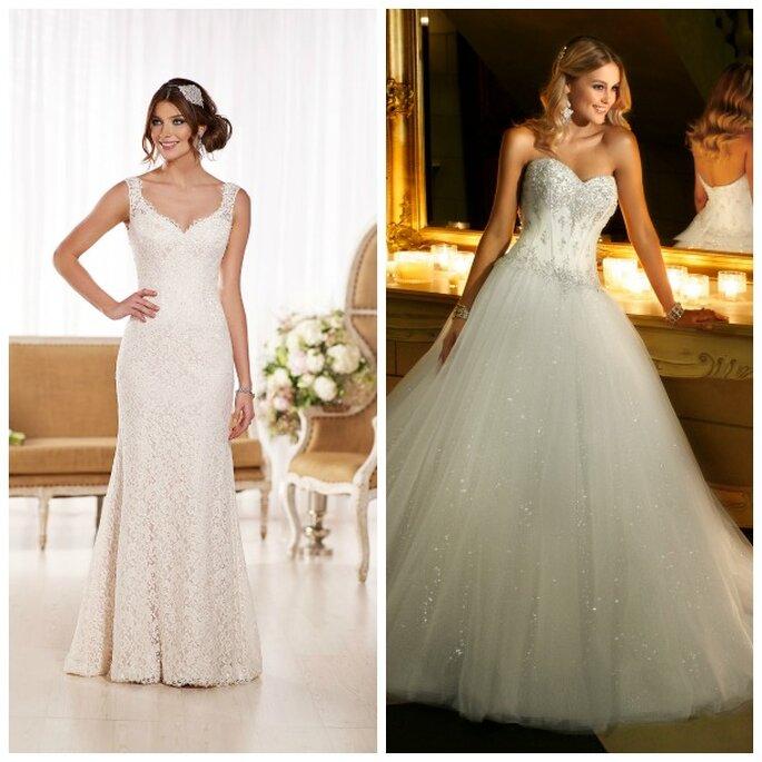 Consejos antes de elegir el vestido de novia