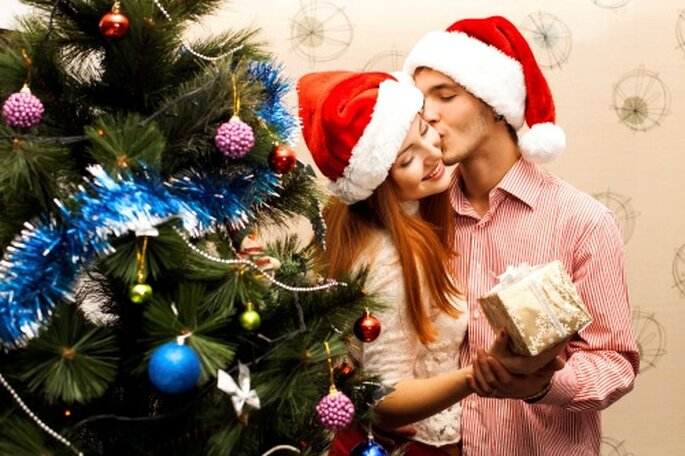 Drei romantische Geschenkideen für Ihren Partner zu Weihnachtenthalt