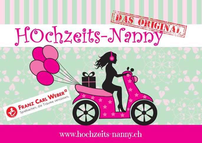 Hochzeits-Nanny – Das Original
