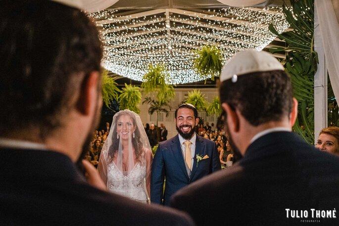 cerimonia casamento judaico