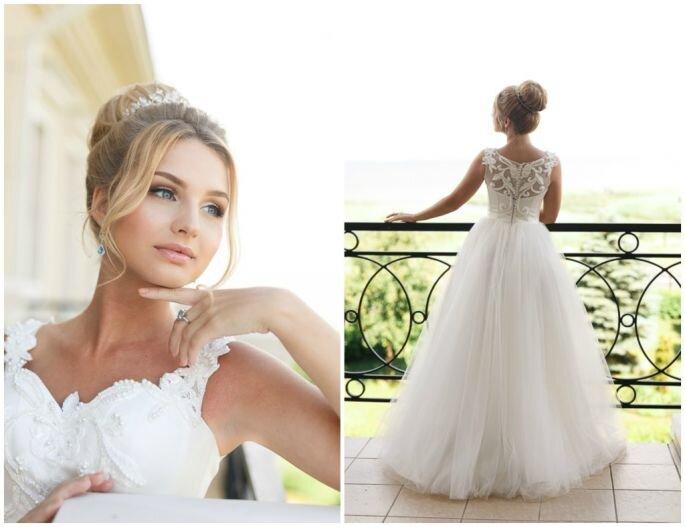 Свадебное платье BUDUAR