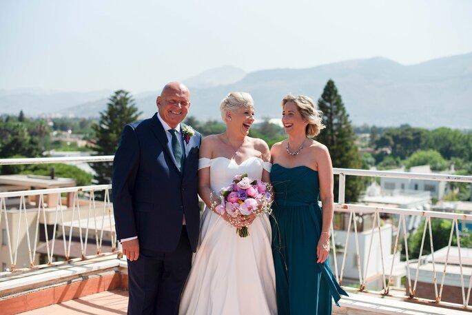 Il matrimonio di Bex e Francesco