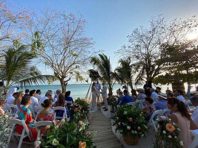 Hotel Isla del Encanto Isla para bodas Cartagena