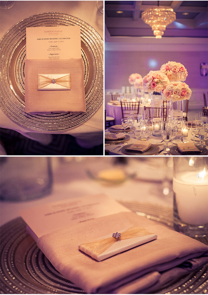 Una boda clásica y elegante - Vivian Lin