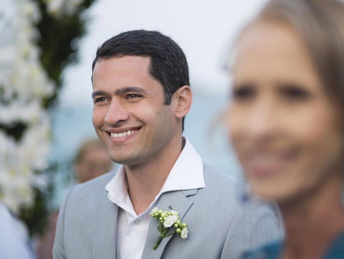 Sorriso noivo