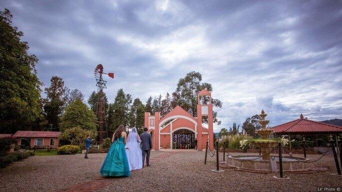 Hacienda Alcázar del Molino