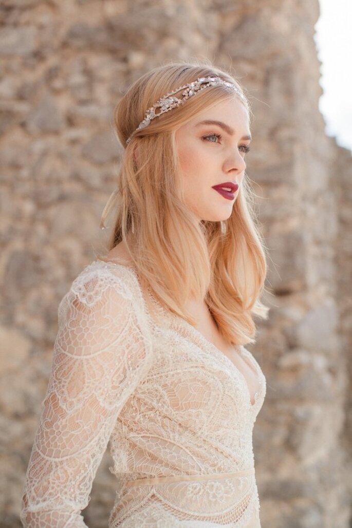 10 cualidades que te hacen una novia aún más atractivas - Sandra Aberg