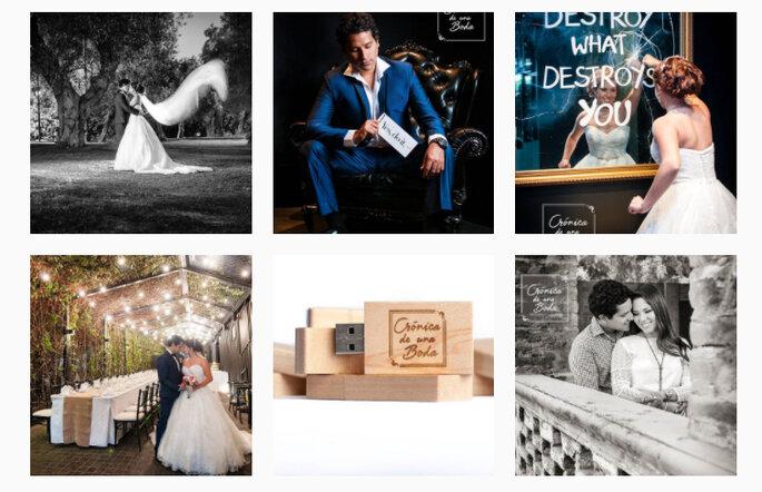 cronica.boda Instagram