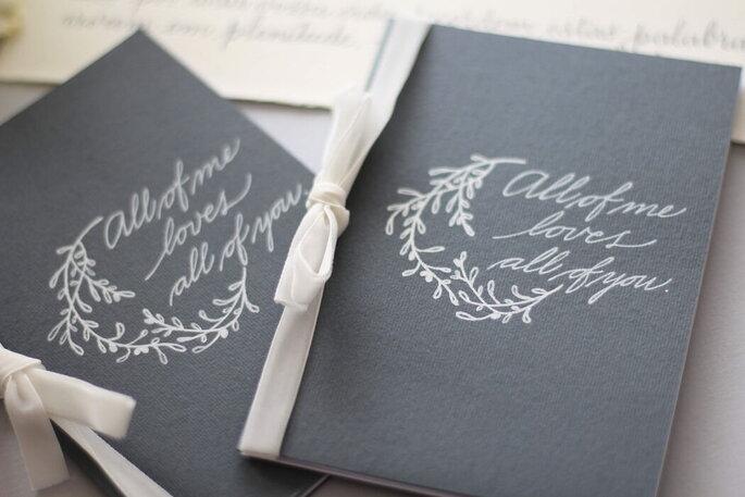 Convites Sil & Soul Calligraphy Lisboa