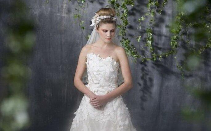 Colección de vestidos de novia De la Cierva y Nicolás 2010