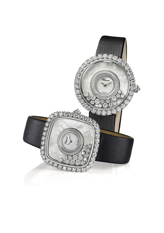 Foto 08.- Happy Diamonds watches