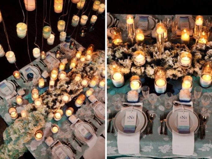 Tendencias en iluminación para bodas - Foto Art de Vie