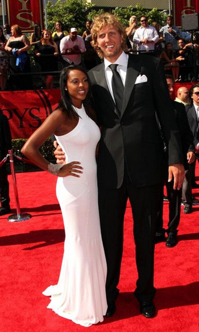 Foto:Nowitzki fue nombrado Mejor Jugador de la NBA por la cadena americana ESPN en 2011. Foto: Alfombra roja ESPN