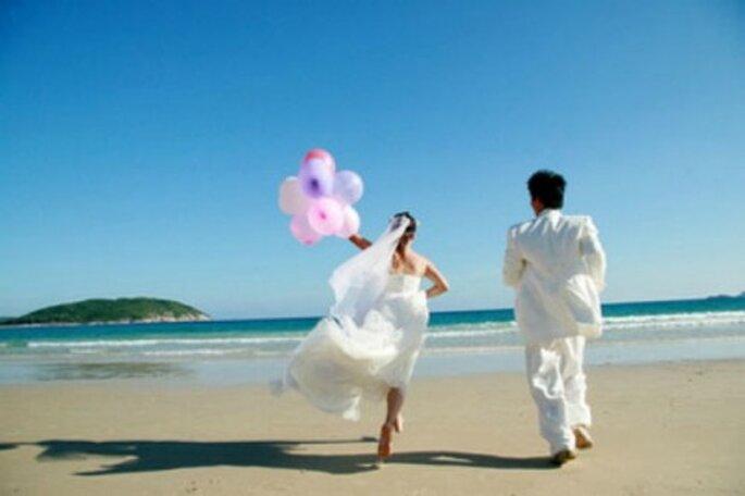 Voyage de noces : un moment de rêve après l'euphorie du mariage -  Crédit photo : Abritel