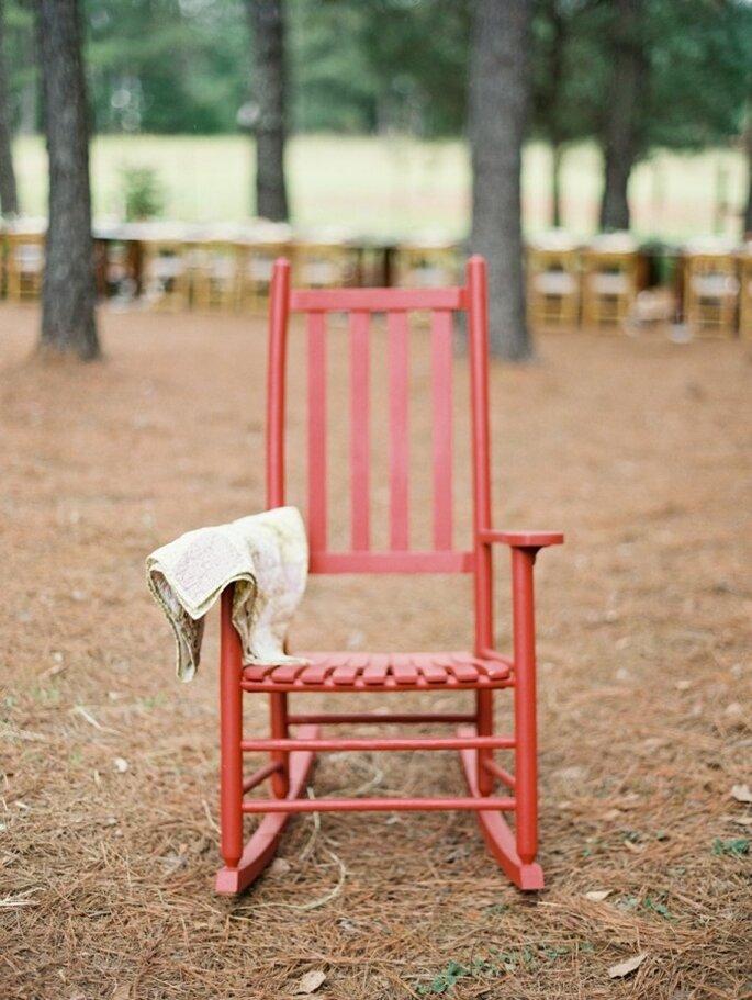 Mobiliario para bodas 2016 . Foto: Laura Gordon