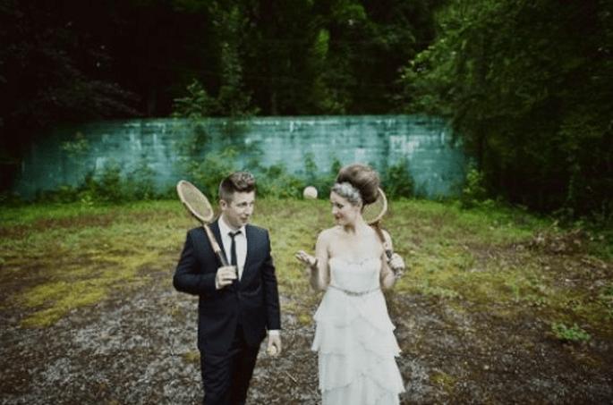 Mejor fotografía de bodas 2012 de Holanda - Melissa Mills