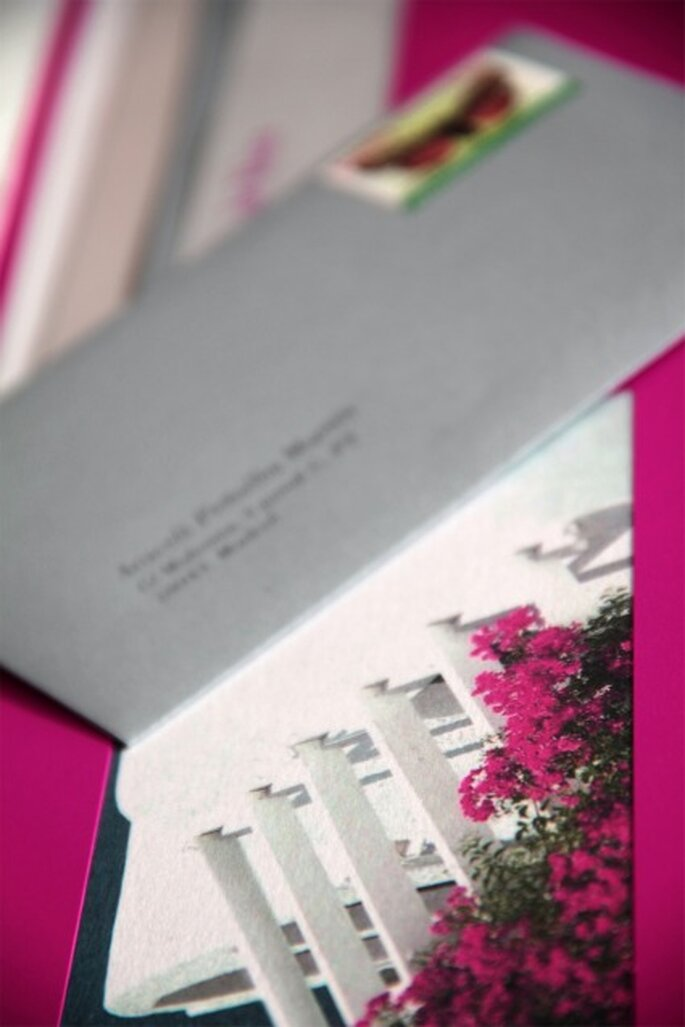 Details, invitaciones de boda