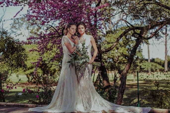 Estilos de casamento influenciam modelos