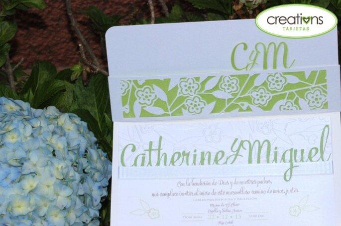 Invitaciones y detalles para tu boda de la mano de creations tarjetas altavistaventures Images