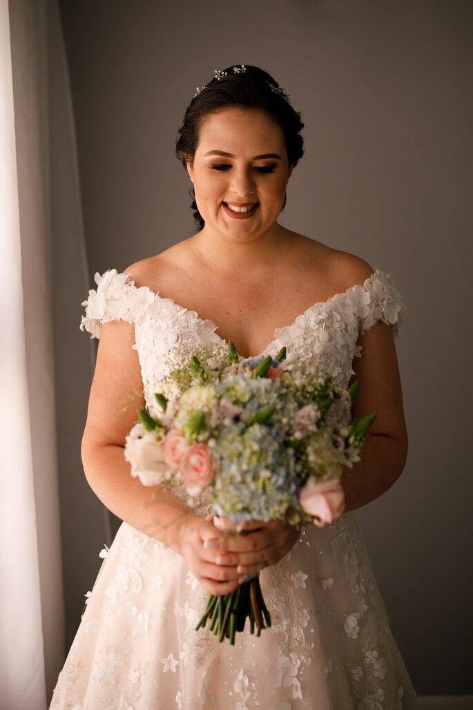 Vestido de noiva: Tutti Sposa - Foto: Marcelinos Fotografia