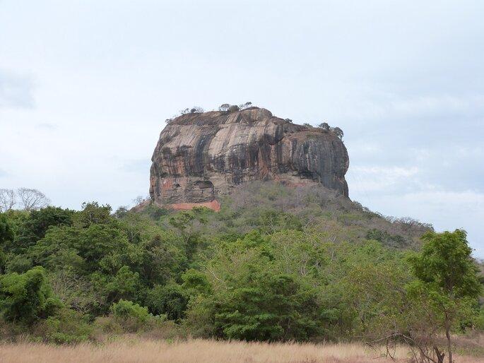 Photo : Sri Lanka Sigiriya Rock ©Sita