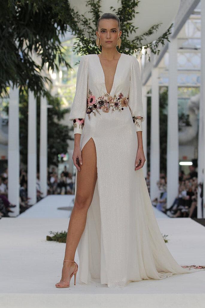 abdbfc054 Cómo elegir el escote del vestido de novia en 5 pasos
