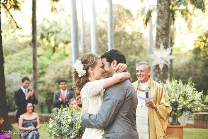 Fotógrafo de casamento SP