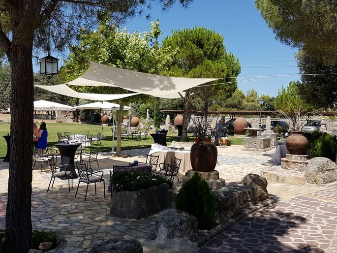Foto: Jardín de la Vereda