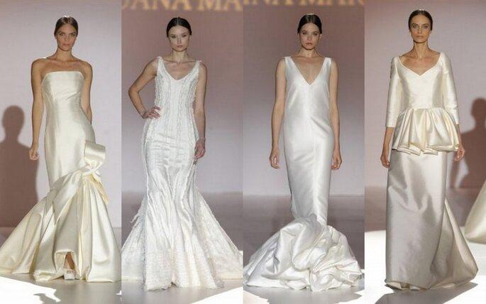 Vestidos de novia de Juana Martín - Colección 2015