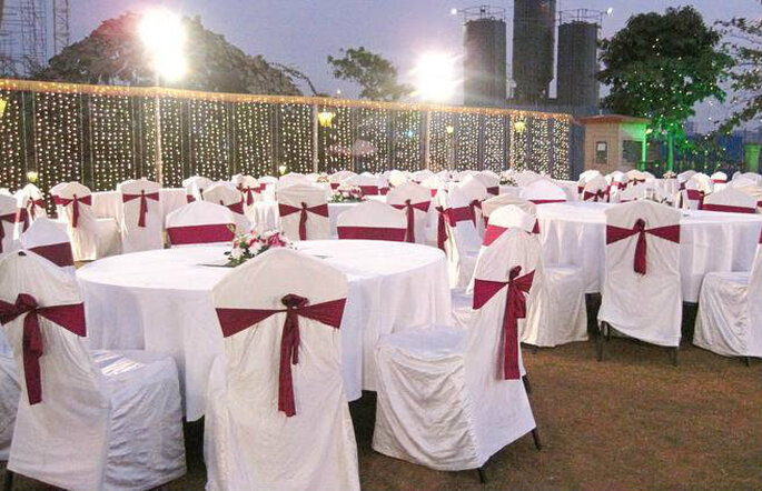 Photo: MCA Wedding Lawns.
