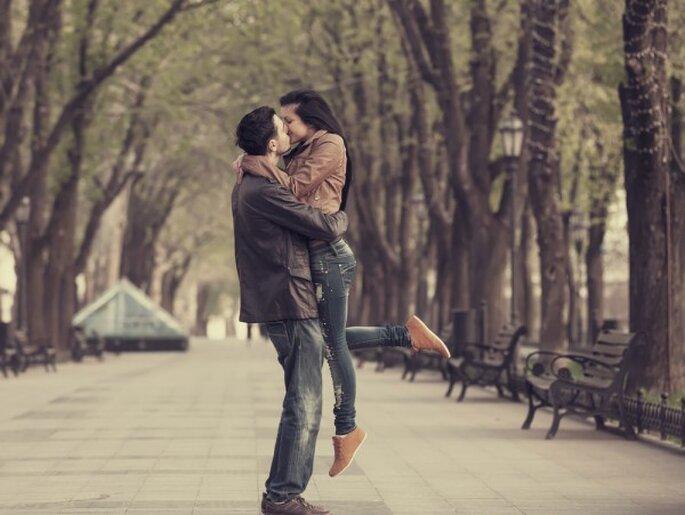 Propósitos de año nuevo para la pareja - Shutterstock