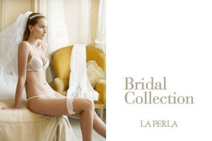 Nueva colección de lencería para novia de La Perla