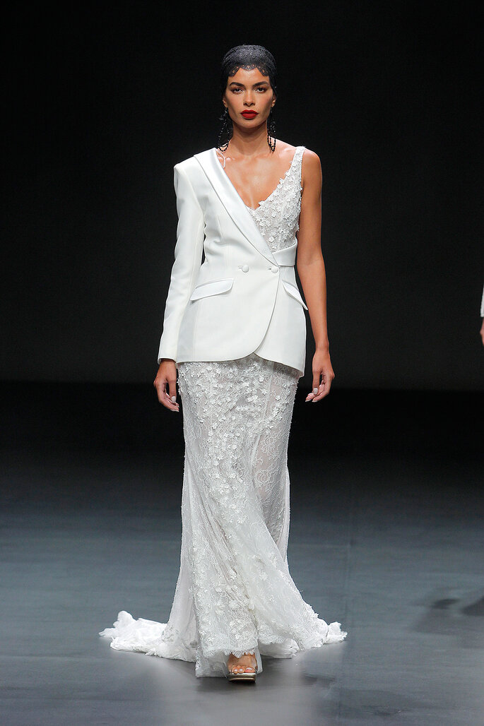Valmont Barcelona Bridal Fashion Week 2020