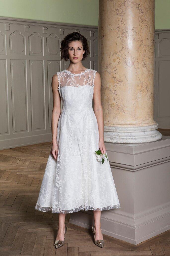 Brautkleid von Couture-Atelier die Manufaktur.