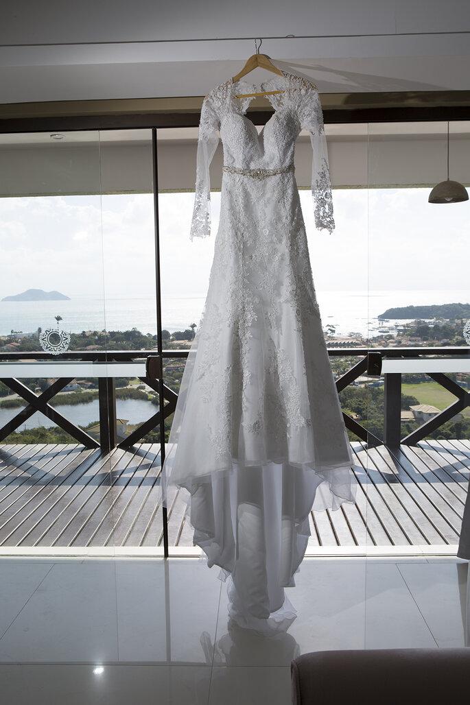Vestido de noiva Tutti Sposa