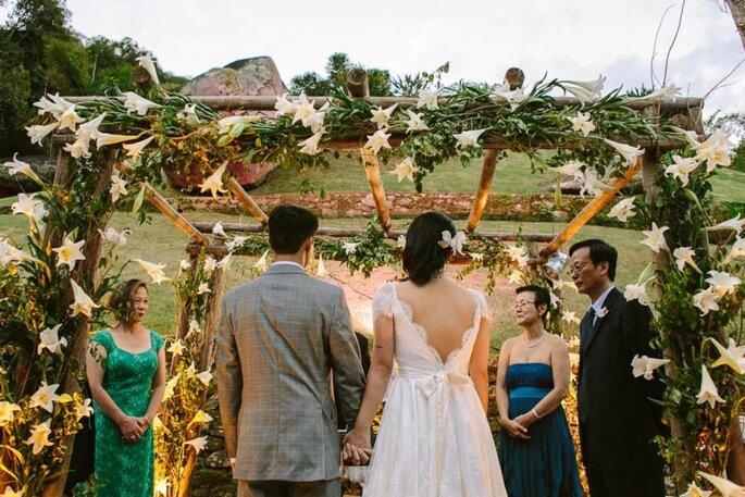 Lago do Arruda - 10 espaços para casamento no Rio de Janeiro