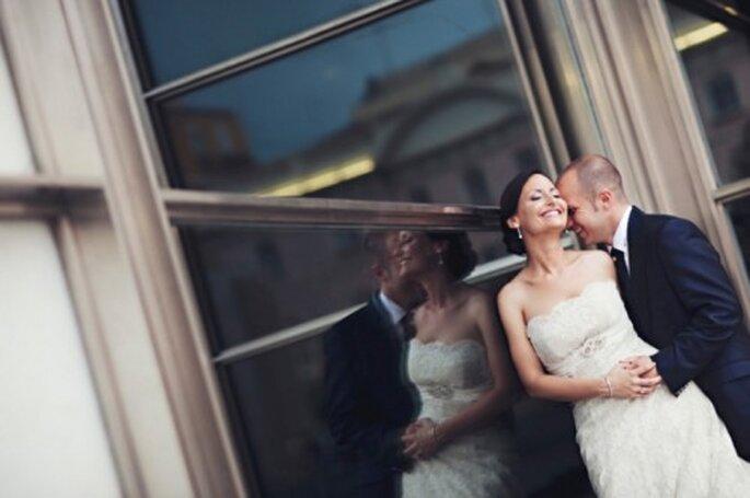 Disfruta de una maravilloso vestido de novia - Foto Attitude Fotografia