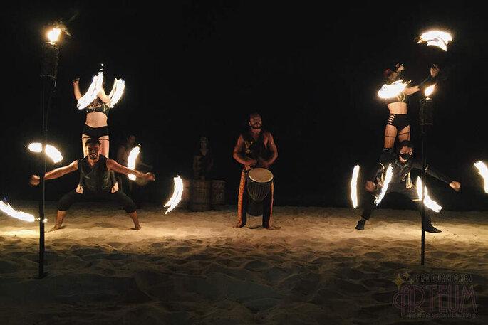 Producciones Arteum música en vivo bodas Cancún