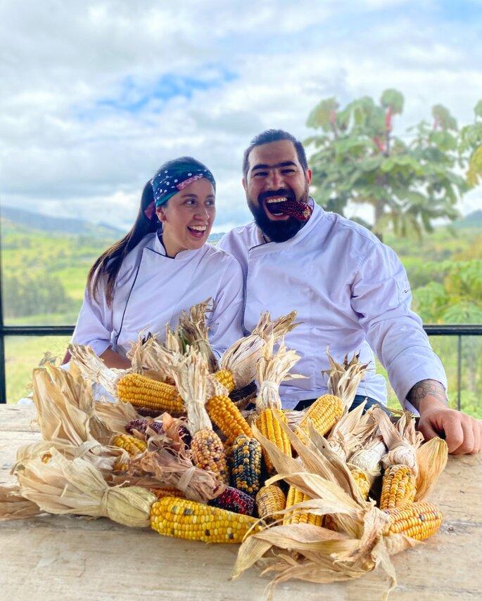 Balú catering para bodas Bogotá