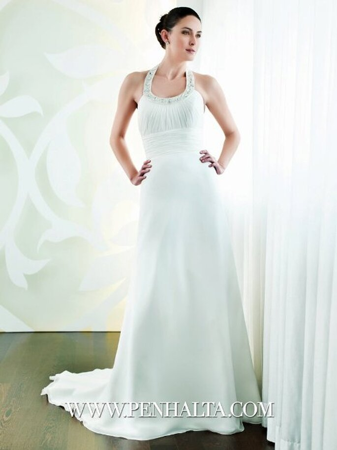 Vestido de noiva Capreae - Penhalta 2012