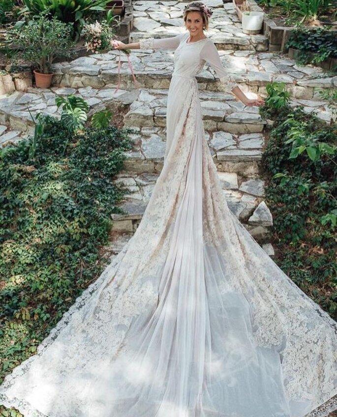 los 12 mejores diseñadores de vestidos de novia de madrid