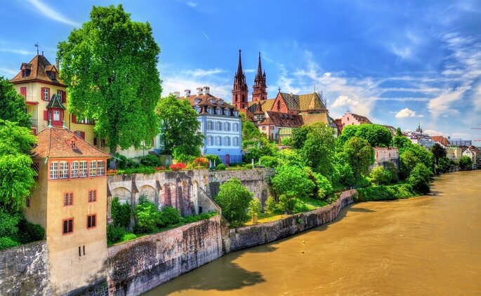 Die Schonsten Hochzeitslocations In Basel Und Umgebung
