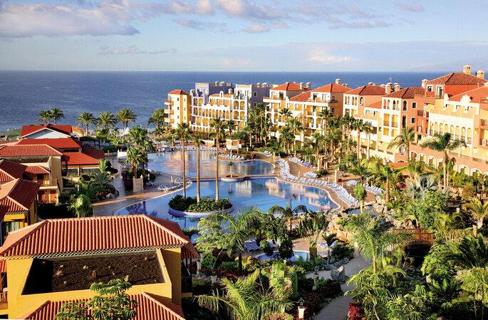 Bahía Príncipe Sunlight Costa Adeje hotel bodas Santa Cruz de Tenerife